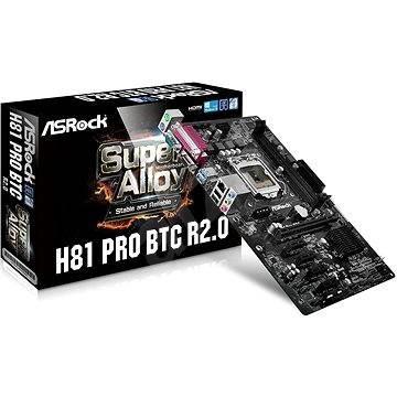 ASRock H81 PRO R2.0 BTC