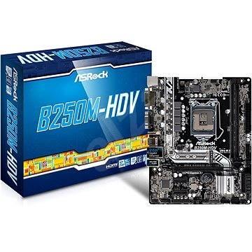ASRock B250M-HDV