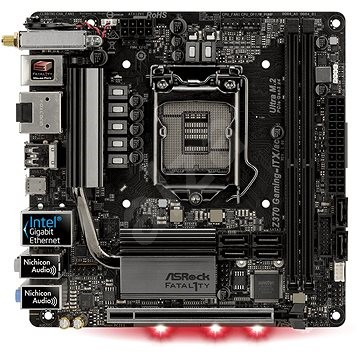 ASRock Fatal1ty Z370 Gaming-ITX / ac