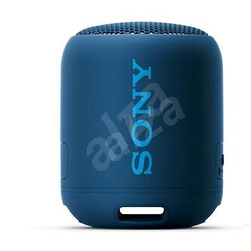 Sony SRS-XB12, kék - Bluetooth hangszóró