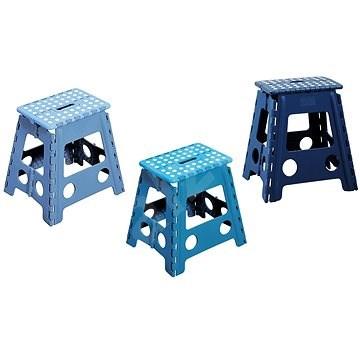 Kesper magas műanyag kisszék, kék