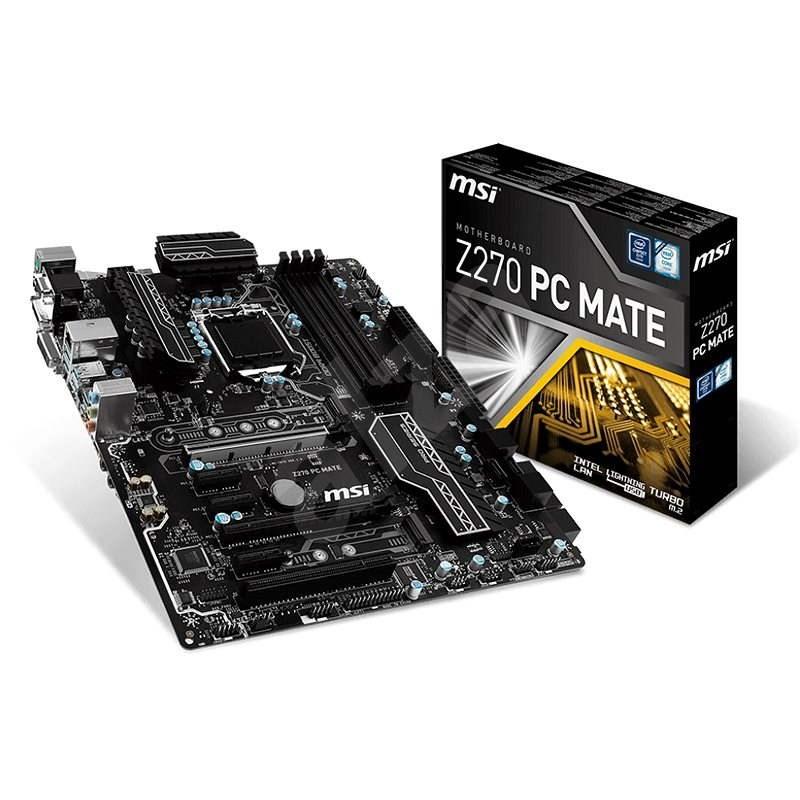 MSI Z270 PC MATE - Alaplap