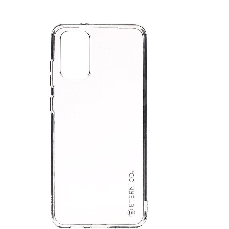 Eternico a Samsung Galaxy S20 + készülékhez átlátszó - Telefon hátlap
