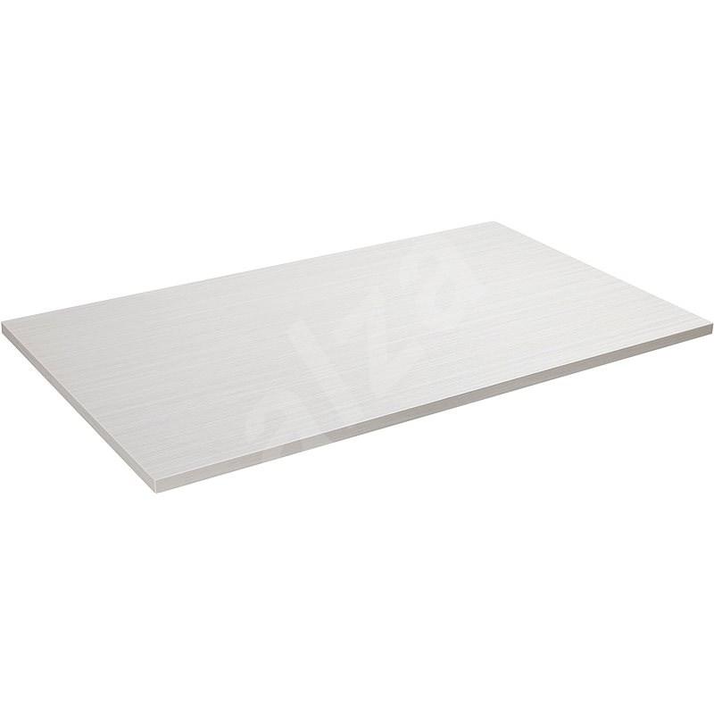 AlzaErgo TTE-01 140 x 80cm fehér furnér - Asztallap