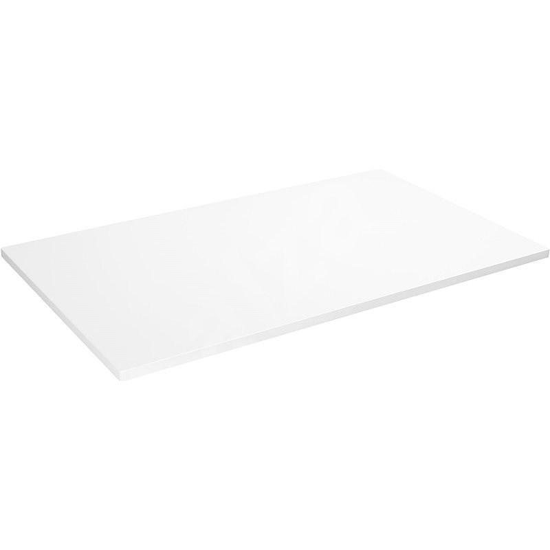 AlzaErgo TTE-03 160 x 80cm fehér laminátum - Asztallap