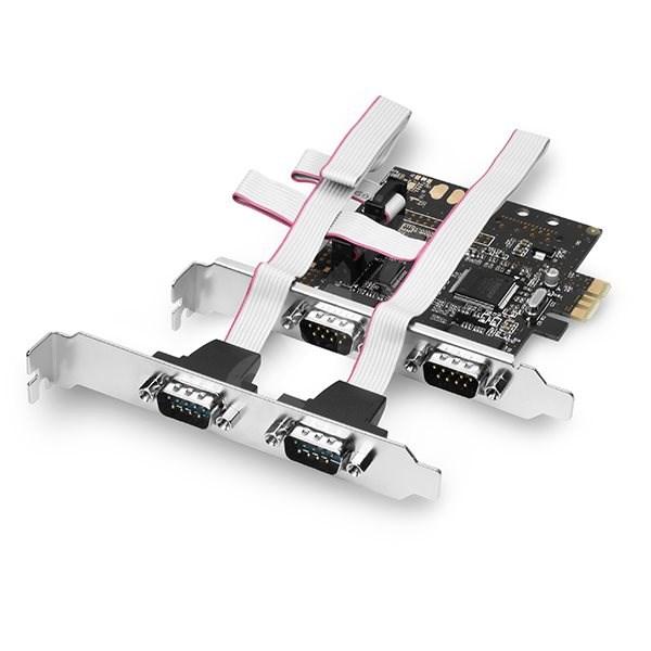 Axago PCEA-S4 - Bővítőkártya