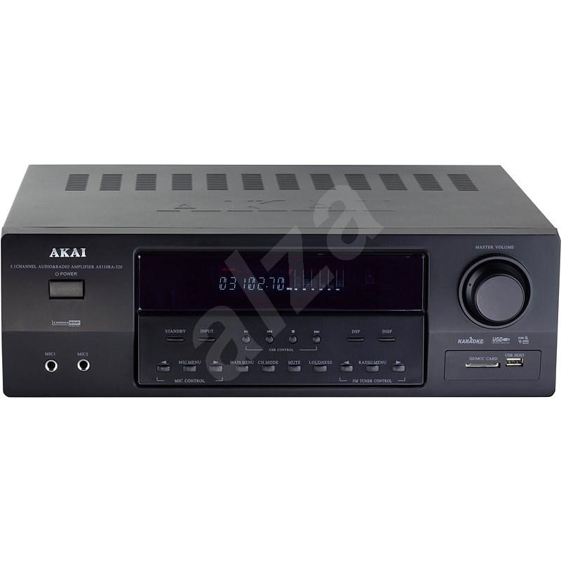 AKAI AS110RA-320 - AV-rádióerősítő
