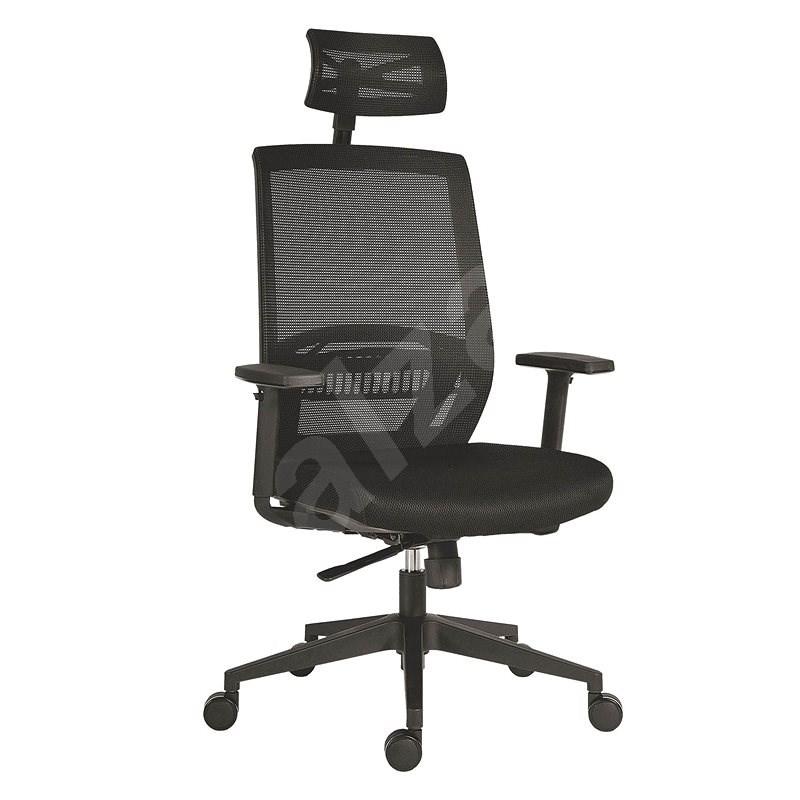 ANTARES ABOVE fekete - Irodai szék