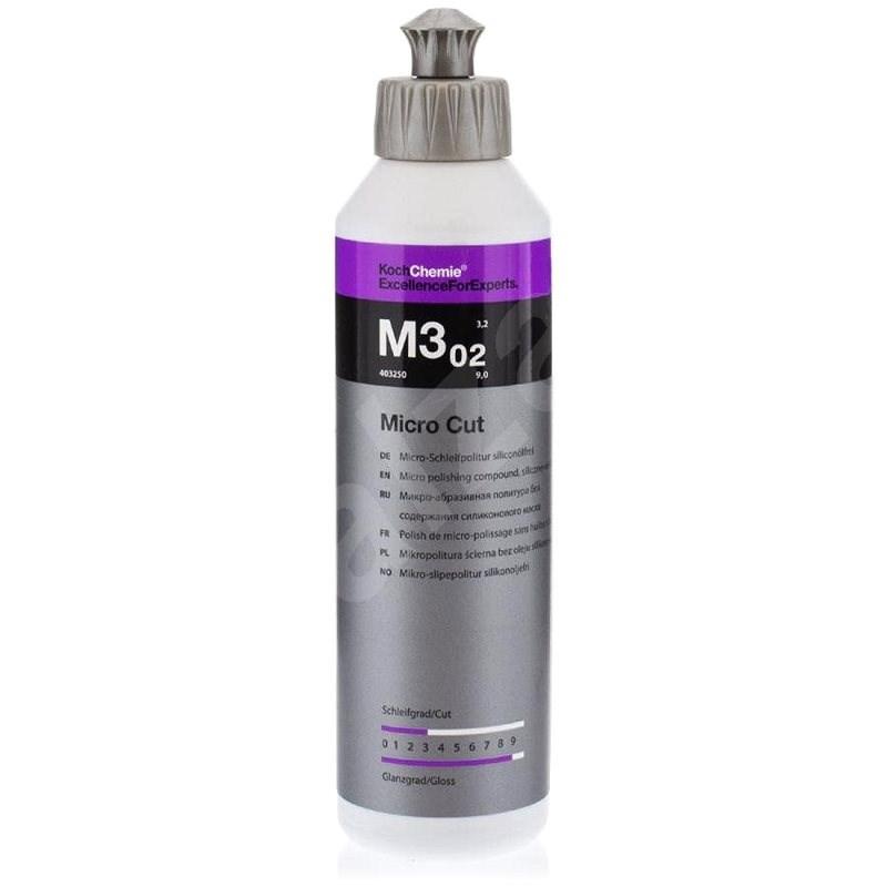 KochChemie Micro Cut M3.02 250 ml - Csiszolópaszta