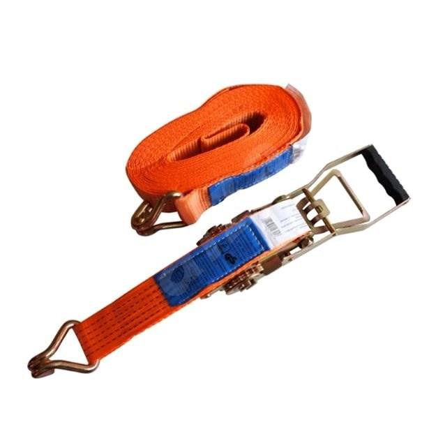 SIMEX feszítőpánt készlet 2'/5 t/10 méter - ERGO kiegészítővel - Rögzítő heveder