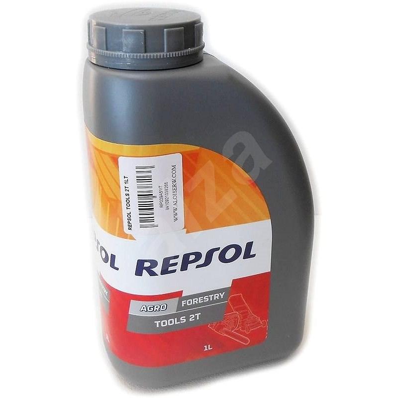 Repsol Tools 2T - 1 l - Motorolaj