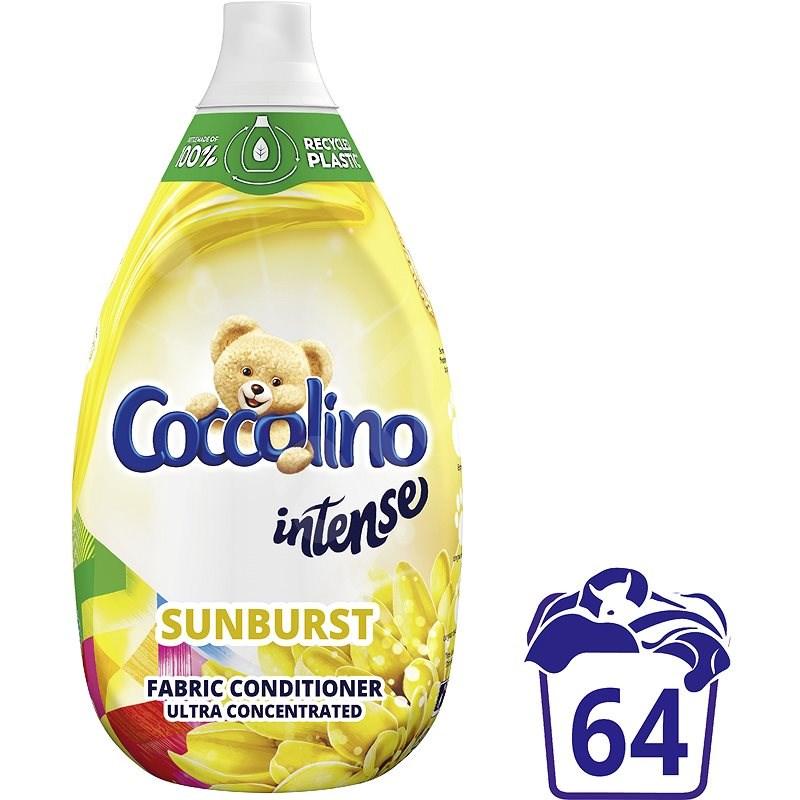 COCCOLINO Intense Sunburst öblítő 960 ml (64 mosás) - Öblítő