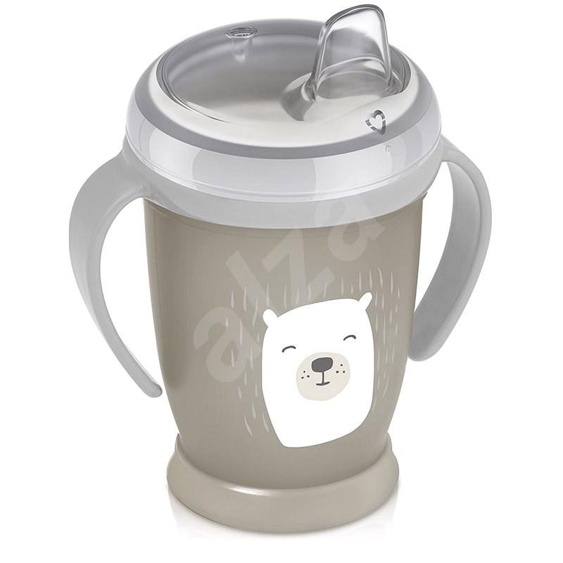 LOVI ivópohár BUDDY BEAR 250 ml - Tanulópohár