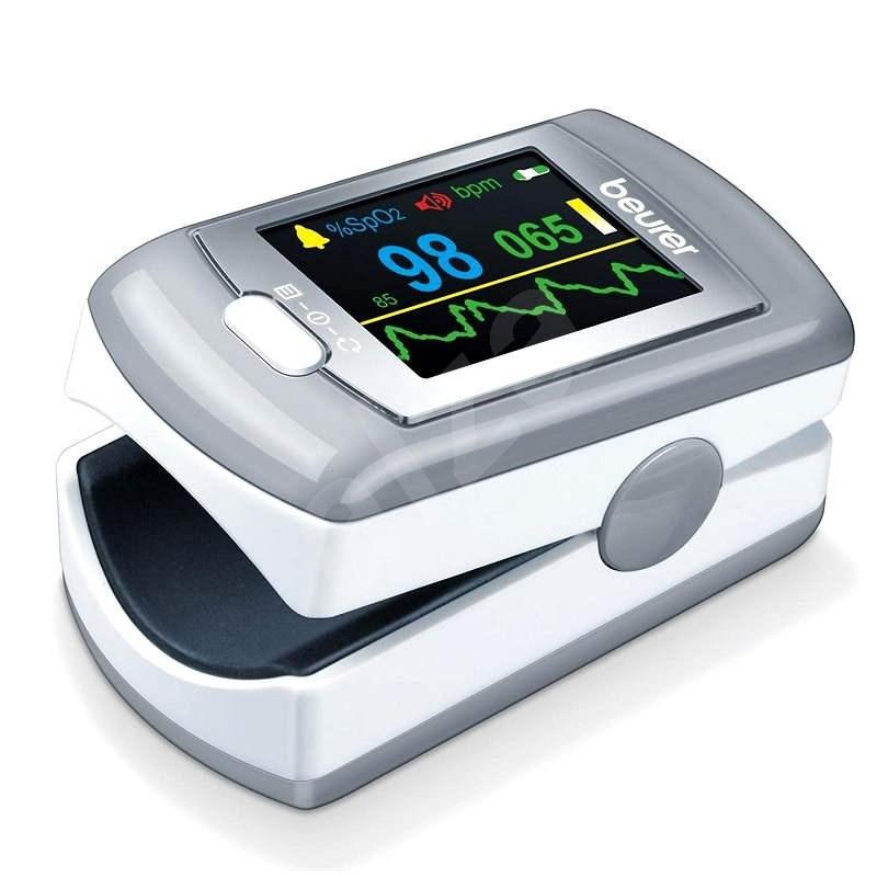 Beurer pulzoximéter PO 80 - Oximéter