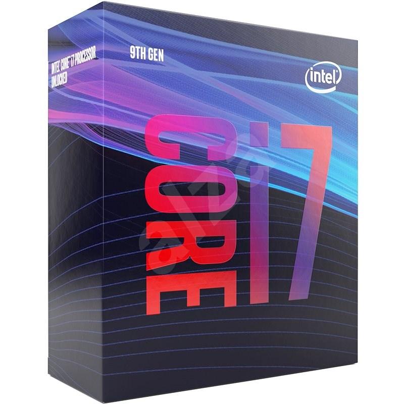 Intel Core i7-9700 - Processzor