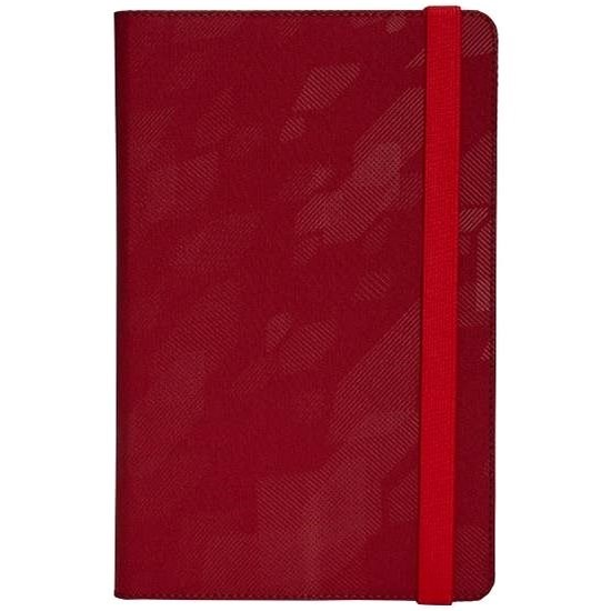 Surefit univerzális tok 8 hüvelykes táblagépekhez (piros) - Tablet tok