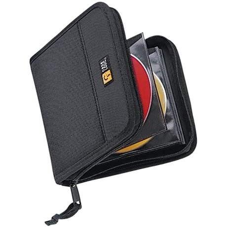 Case Logic CDW32 fekete - CD/DVD tok
