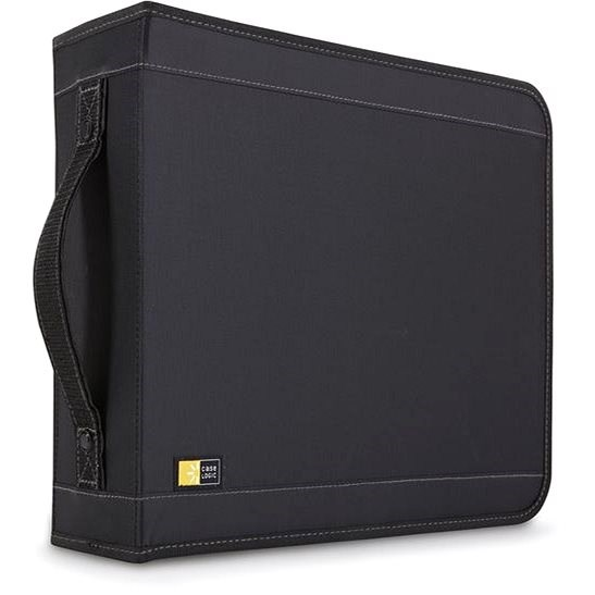Case Logic CDW208 fekete - CD/DVD tok