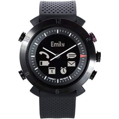 COGITOwatch Classic Black - Chytré hodinky