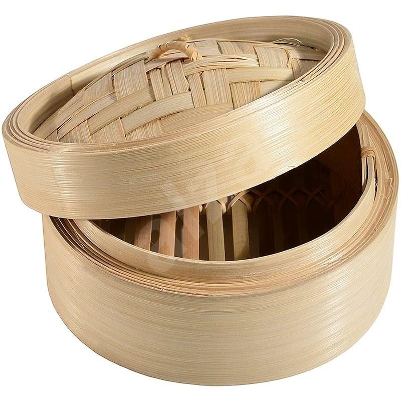 CONTACTO Bambusz párolóedény, 20 cm - Pároló