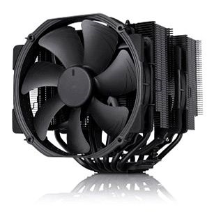 NOCTUA NH-D15 Chromax fekete - Processzor hűtő