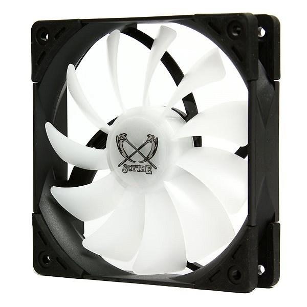 SCYTHE Kaze Flex 120 RGB PWM (1200 rpm) - Számítógép ventilátor