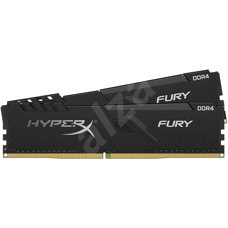 HyperX 8GB KIT DDR4 3200MHz CL16 FURY Series - Rendszermemória