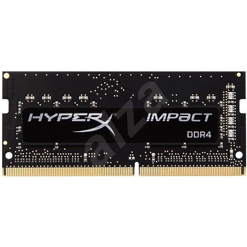 HyperX SO-DIMM 4 GB DDR4 2400 MHz-es CL14 Fury Impact sorozat - Rendszermemória
