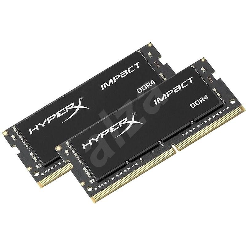 Kingston SO-DIMM 16 GB KIT DDR4 2666MHz CL15 HyperX Fury Impact Series - System Memory