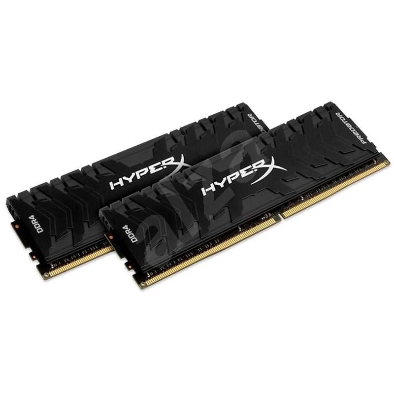 HyperX 16GB KIT DDR4 3200MHz CL16 Predator sorozat - Rendszermemória
