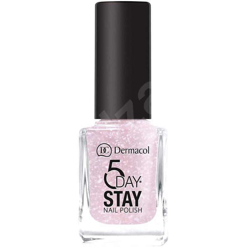 DERMACOL 5 Days Stay No. 04 Nude Glam 11 ml - Körömlakk