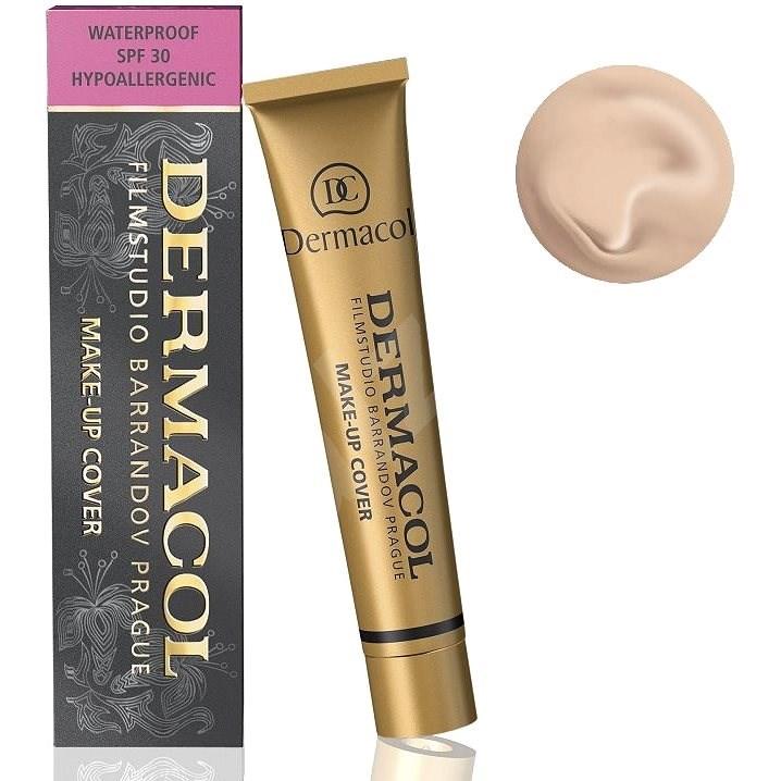 DERMACOL Smink alap 208 30 g - Alapozó