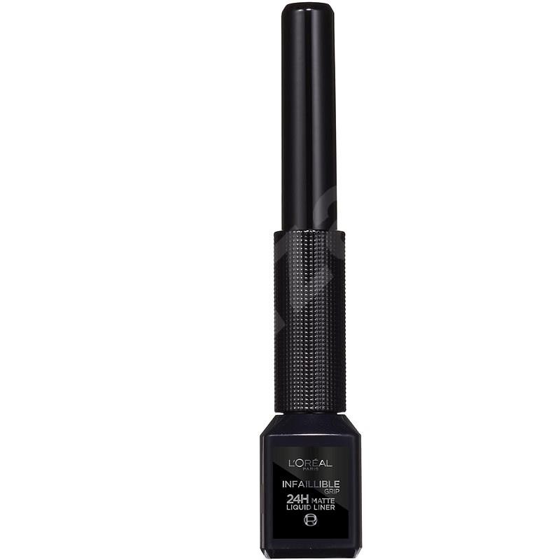 ĽORÉAL PARIS Super Liner Matte Signature 01 Black (3 ml) - Szemkihúzó