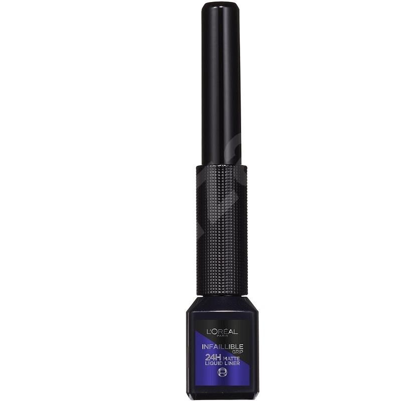ĽORÉAL PARIS Super Liner Matte Signature 02 Blue 3 ml - Szemkihúzó