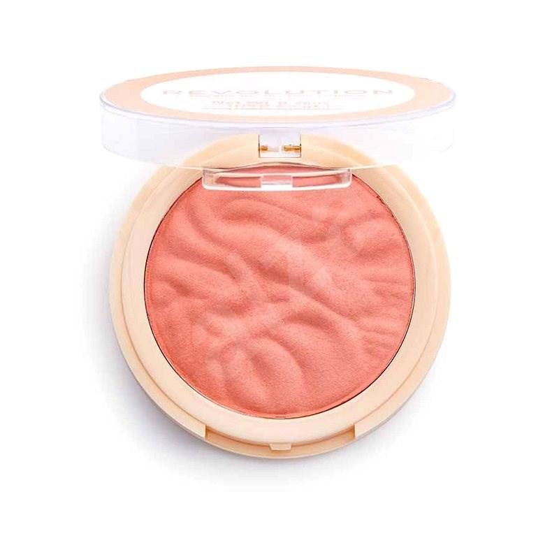 REVOLUTION Reloaded Peach Bliss Blusher 7,5 g - Arcpirosító