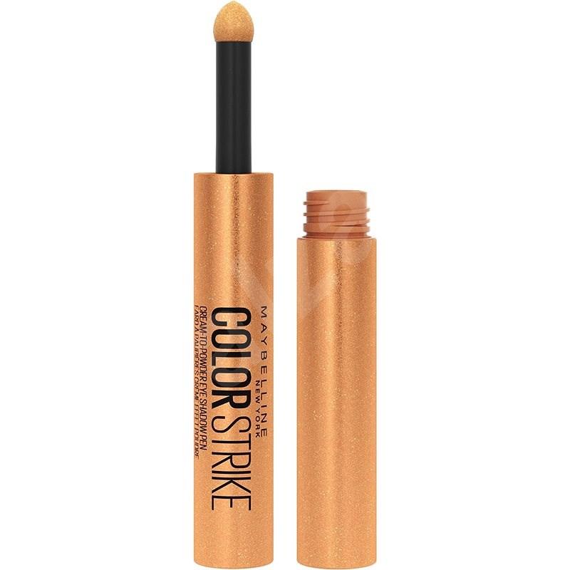 MAYBELLINE NEW YORK Color Strike Cream-to-Powder Eye Shadow Pen 35 Flash 0,36 ml - Szemhéjfesték