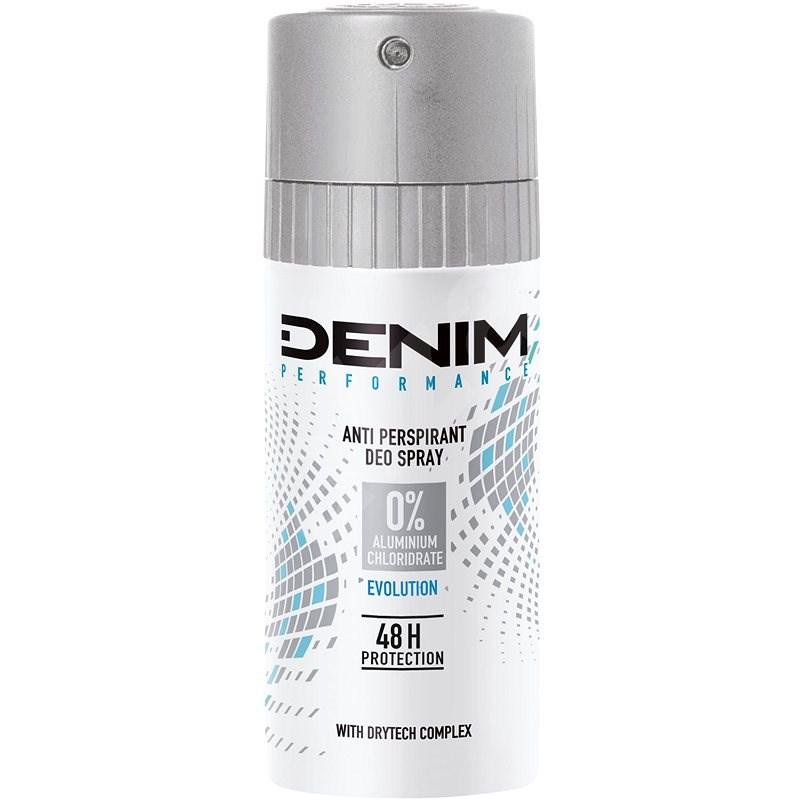 DENIM Izzadásgátló deo 0% alumínium sók 150 ml - Férfi izzadásgátló