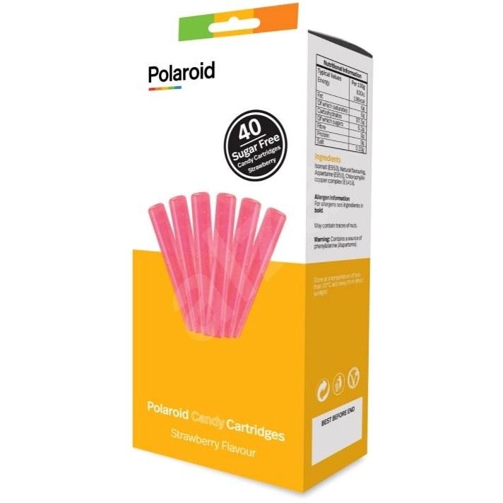 Polaroid Utántöltő CandyPlay 3D tollhoz - eper - Nyomtatószál 3D tollhoz