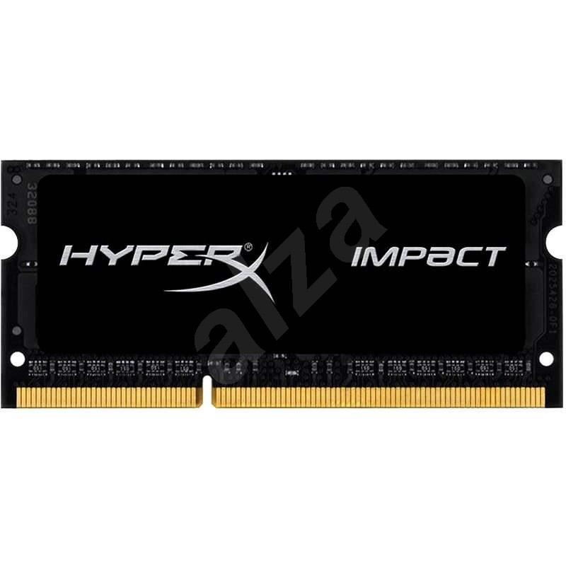HyperX SO-DIMM 4 GB-os DDR3L 1866MHz Impact CL11 fekete sorozat - Rendszermemória