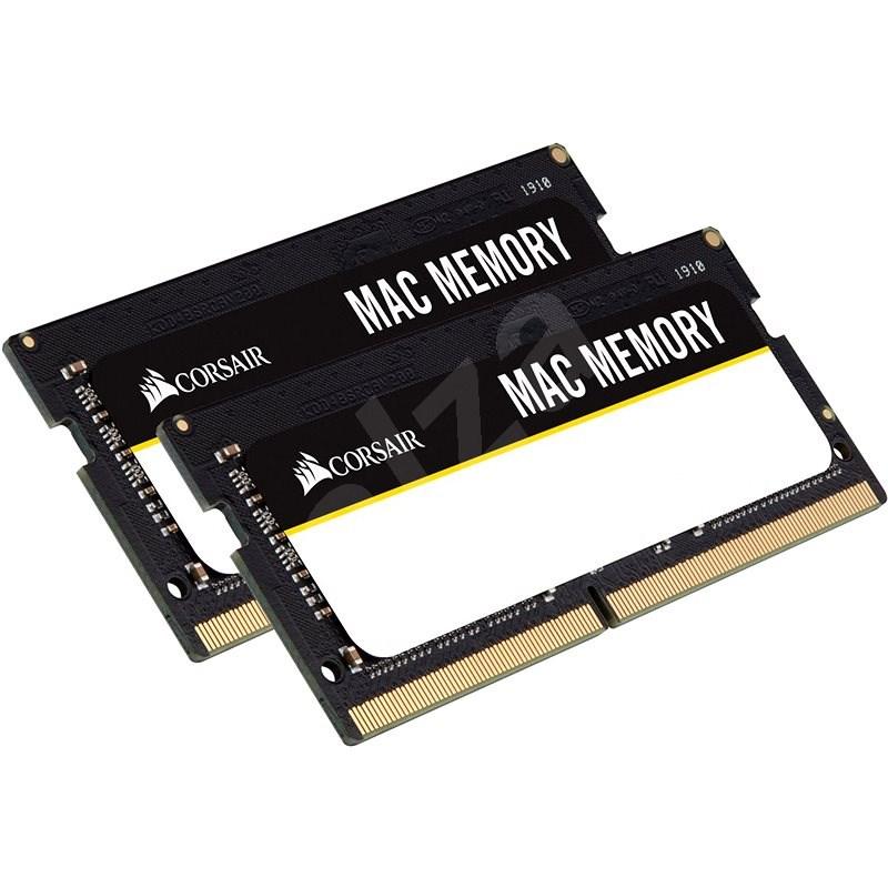 Corsair SO-DIMM 32GB KIT DDR4 2666MHz CL18 Mac Memory - RAM memória