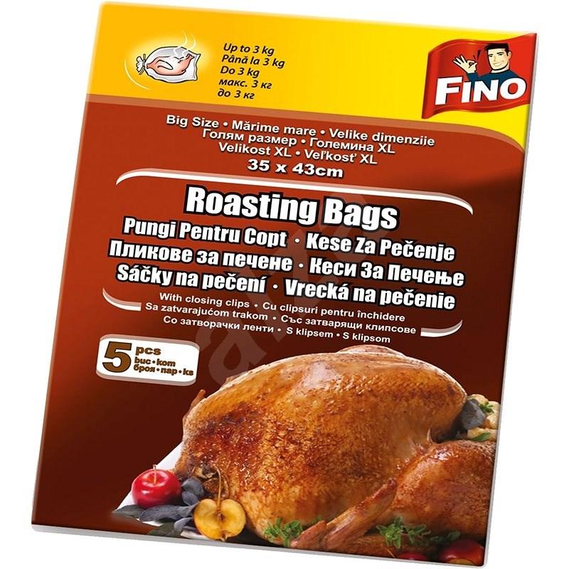 """FINO sütőzacskó 5 db - """"xxl méret"""", 35×43 cm - Műanyag tasak"""
