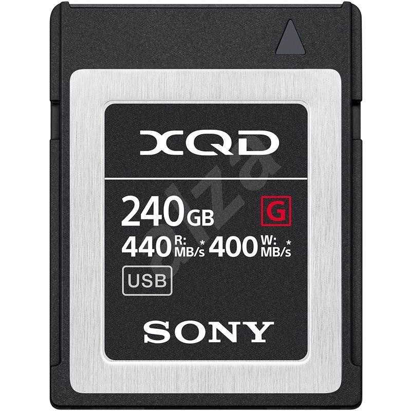 Sony XQD 240GB - Memóriakártya