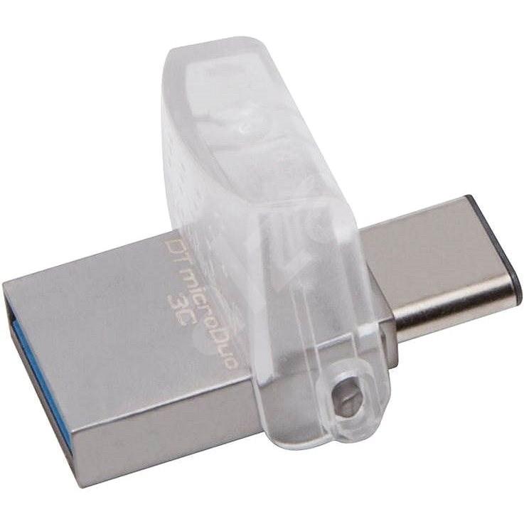Kingston DataTraveler MicroDuo 3C 32GB - Pendrive