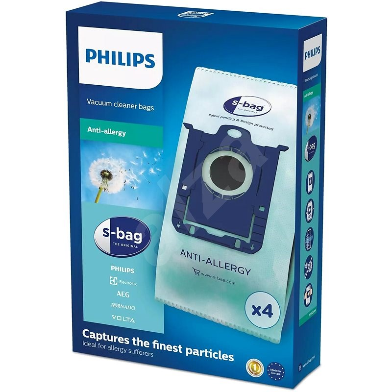 Philips FC8022/04 S-bag HEPA - Porzsák
