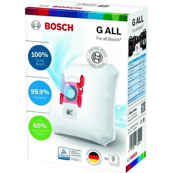 Bosch BBZ41FGALL - Porzsák