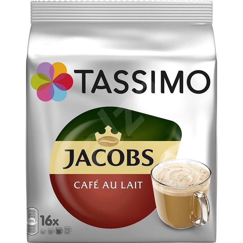 TASSIMO Jacobs Cafe Au Lait 16 adag - Kávékapszula