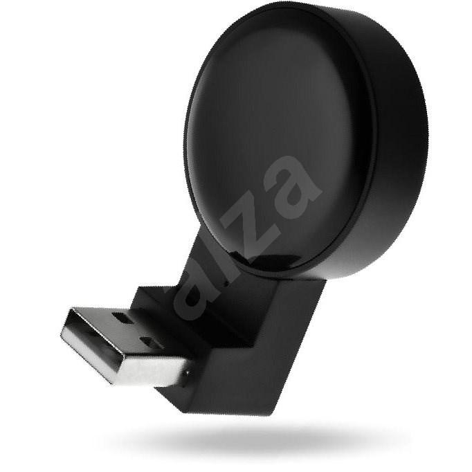 Eloop Orsen W3 Apple Watch Right Angle Charger Black - Vezeték nélküli töltő