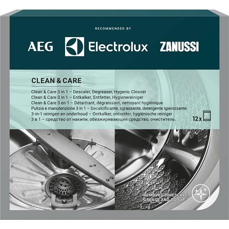 AEG / ELECTROLUX M3GCP400 12 db-o mosó- és mosogatógép tisztító - Tisztítószer