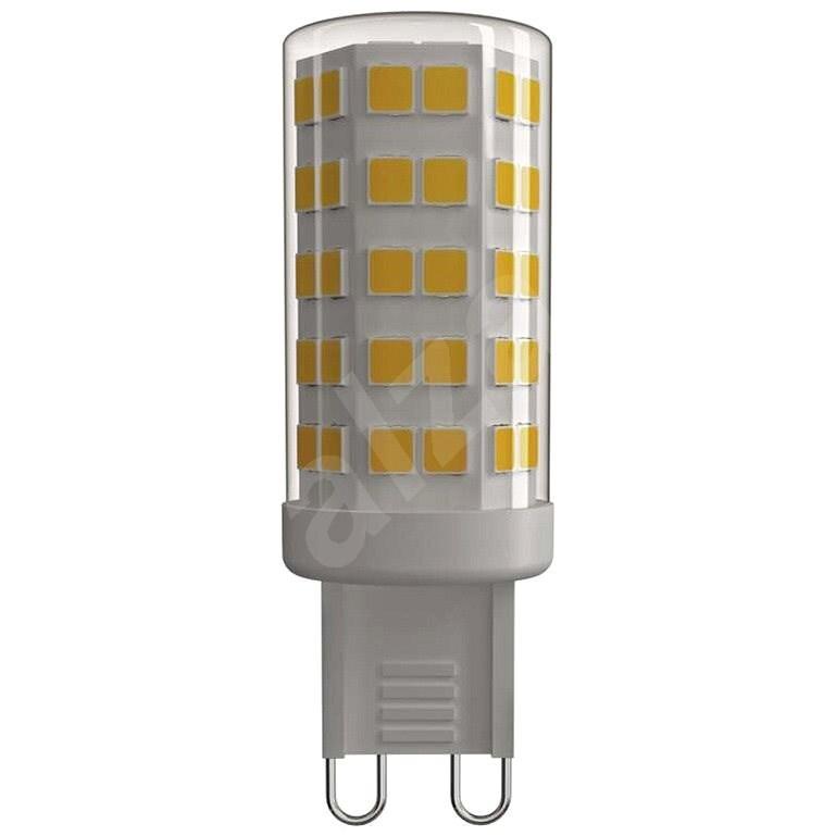 EMOS LED izzó klasszikus JC A ++ 4.5W G9 Neutral White - LED izzó