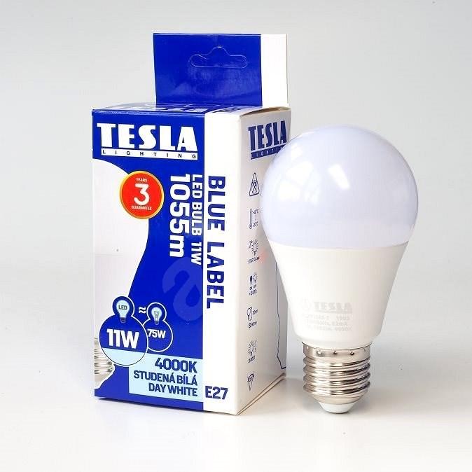 Tesla LED izzó BULB A60 E27 11W - LED izzó